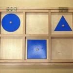 Hướng dẫn sử dụng sản phẩm Geometric Cabinet trong Montessori