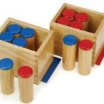 Hướng dẫn sử dụng sản phẩm Sound Cylinders trong Montessori