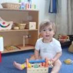 Áp dụng Montessori luyện giác quan cho trẻ giai đoạn từ 1-2 tuổi